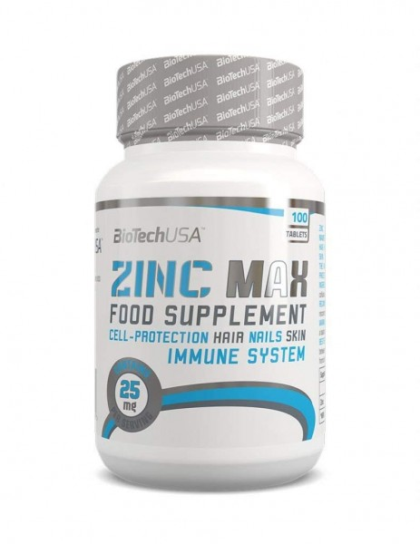 BioTech Zink Max 100 Tabletten