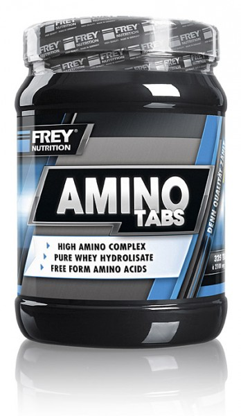 Frey Nutrition Amino Tabs 325 Tabletten
