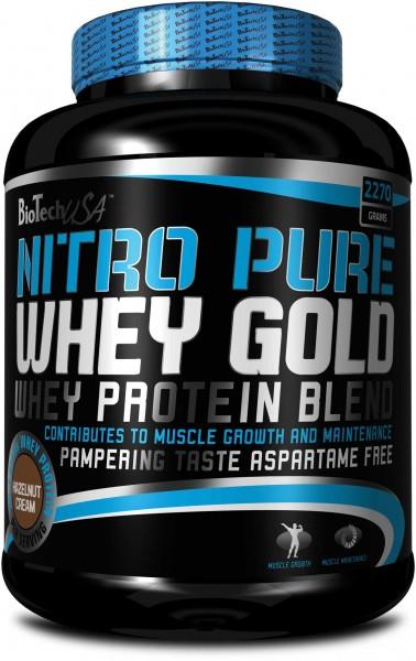 BioTech Nitro Pure Whey Gold