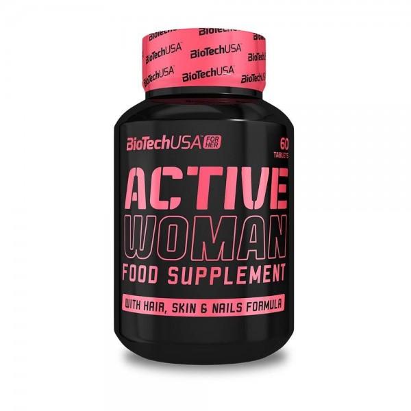BioTech Active Woman 60 Tabletten