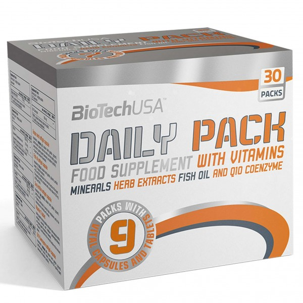 BioTech Daily Pack 30 Packs