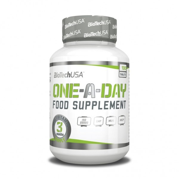 Biotech One-a-day 100 Tabletten