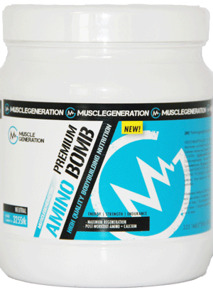 Musclegeneration Amino Bomb 325 Tabletten