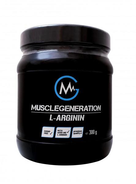Musclegeneration L-Arginin 300g
