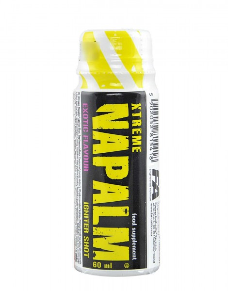 Fitness Authority Napalm Shot 60ml