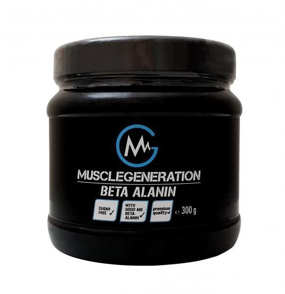 Musclegeneration Beta-Alanin 300g