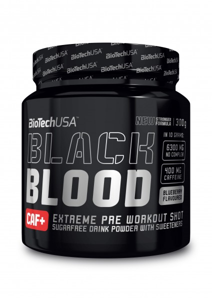 Biotech USA Black Blood Booster CAF+ 300g
