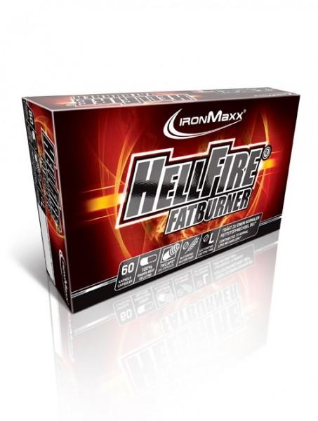 Ironmaxx Hellfire Fatburner 60 Kapseln