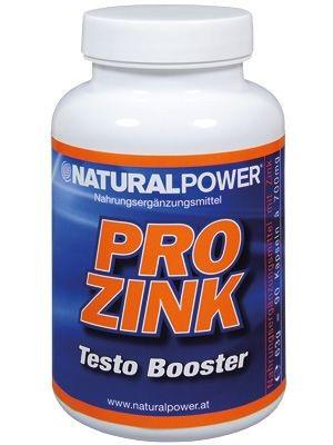 Natural Power Pro Zink 90 Kapseln