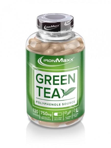 Ironmaxx Green Tea 130 Kapseln