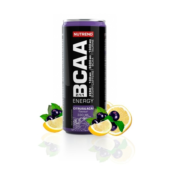 Nutrend BCAA Energy 300ml