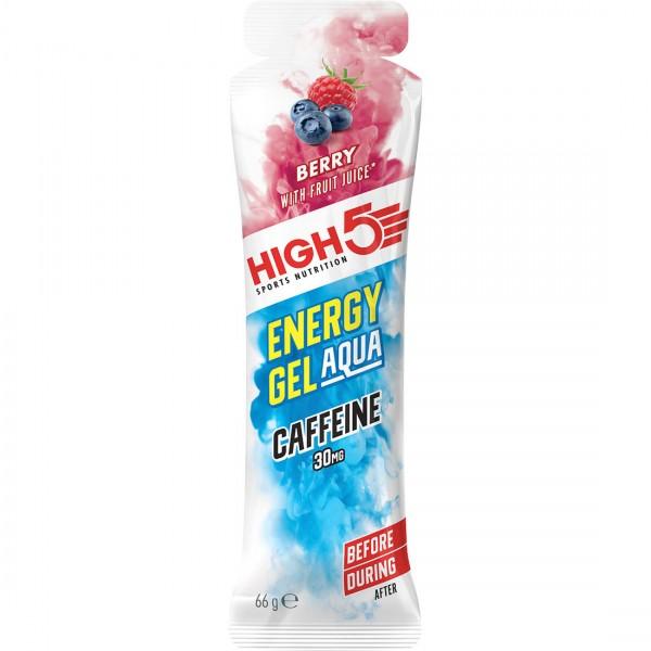 High5 Energy Gel Aqua Caffeine 66g