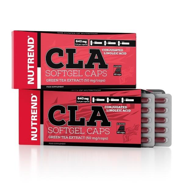 Nutrend CLA 60 Kapseln