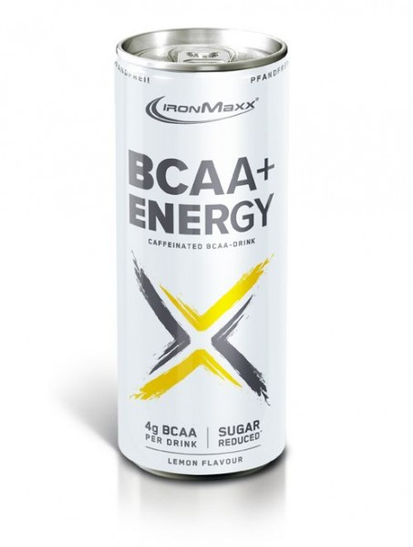 Ironmaxx BCAA+ Energy Drink 330ml