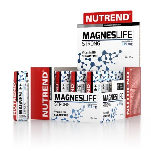 Nutrend Magneslife Strong Shot 60 ml