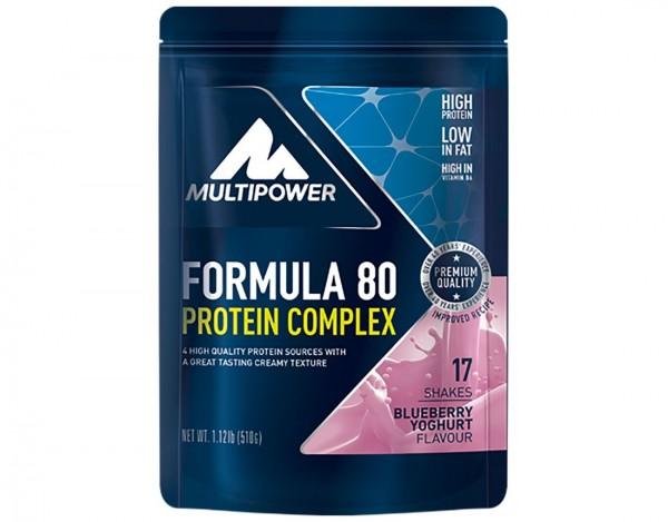 Multipower Formula 80 Protein Complex 510g