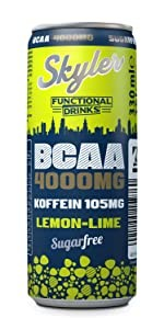 Skyler BCAA Drink Sugarfree / 4000MG BCAA