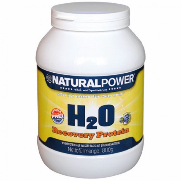 Natural Power H2O Recovery Protein