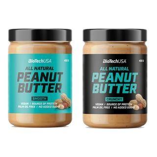 BioTechUSA Peanut Butter 400g
