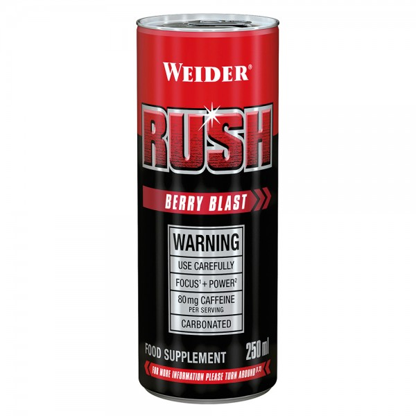 Weider Rush Drink 250 ml