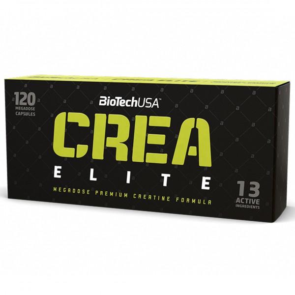 BioTech USA Crea Elite 120 Kapseln