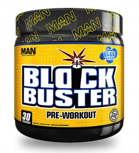 MAN Sports Blockbuster 410g