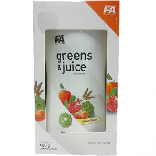 Fitness Authority Greens & Juice 300g