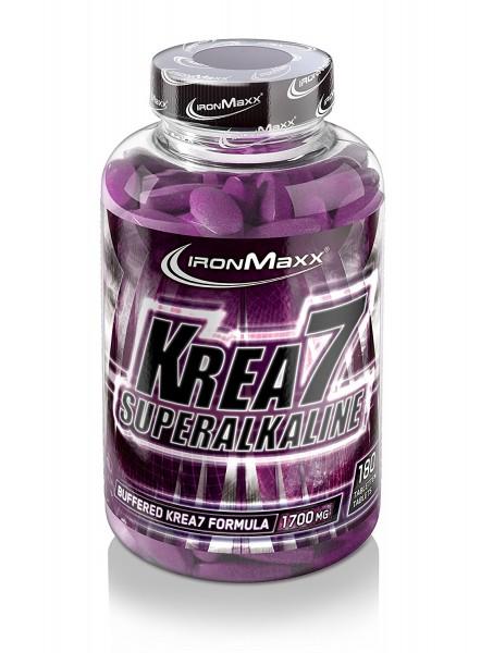 Ironmaxx Krea7 Superalkaline 180 Tabletten