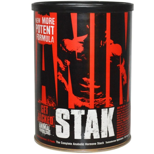 Universal Nutrition Animal Stak 21 Packungen