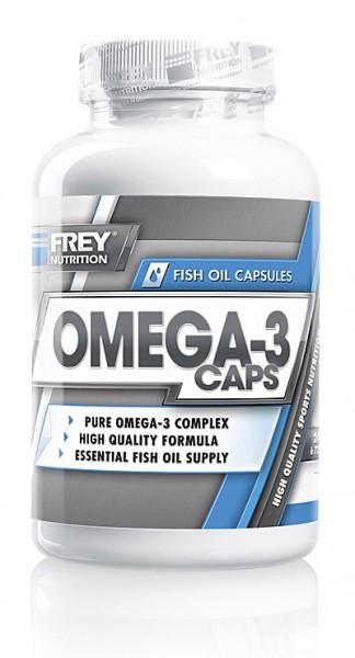 Frey Nutrition Omega-3 240 Kapseln