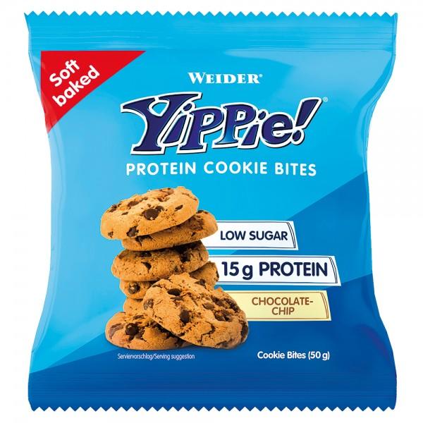 Weider Yippie! Protein Cookie Bites Chocolate Chip 50 g