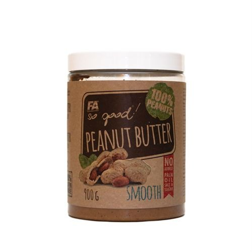 Fitness Authority So Good Peanut Butter Smooth 900g