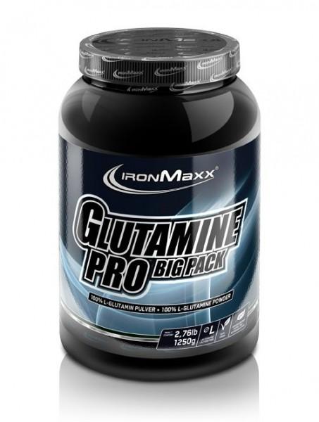 Ironmaxx Glutamin Pro Bigpack 1250g