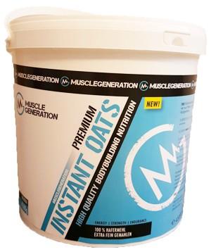 Musclegeneration Instant Oats Premium 4500 g