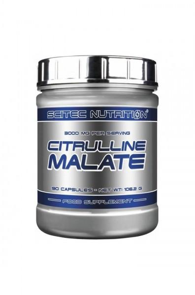 Scitec Nutrition L-Citrulline Malate 90 Kapseln