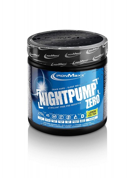 Ironmaxx Nightpump Zero 270g