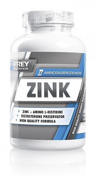 Frey Nutrition Zink 120 Kapseln