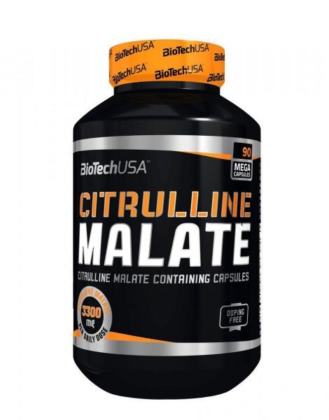 Biotech USA Citrulline Malate 90 Kapseln