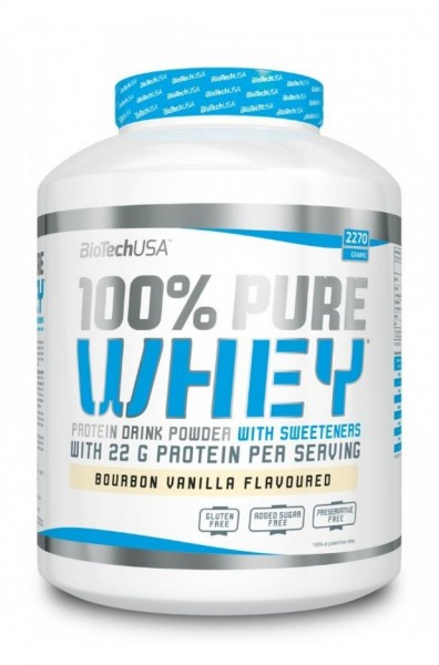 BioTech USA 100% Pure Whey 2270g