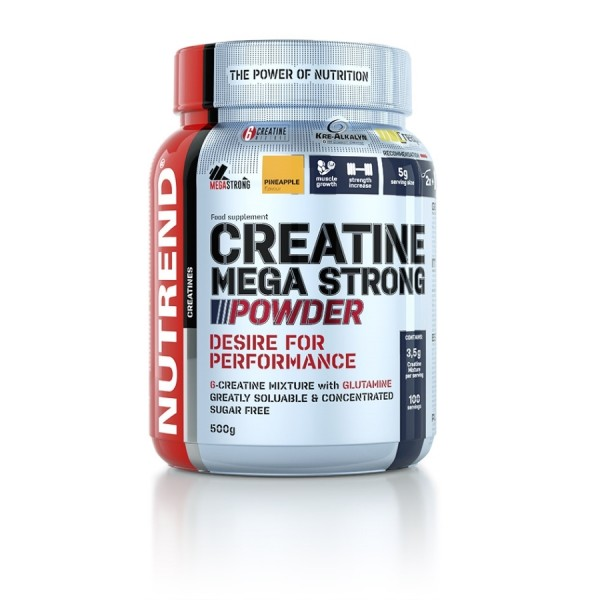 Nutrend Creatine Mega Strong Powder 500g