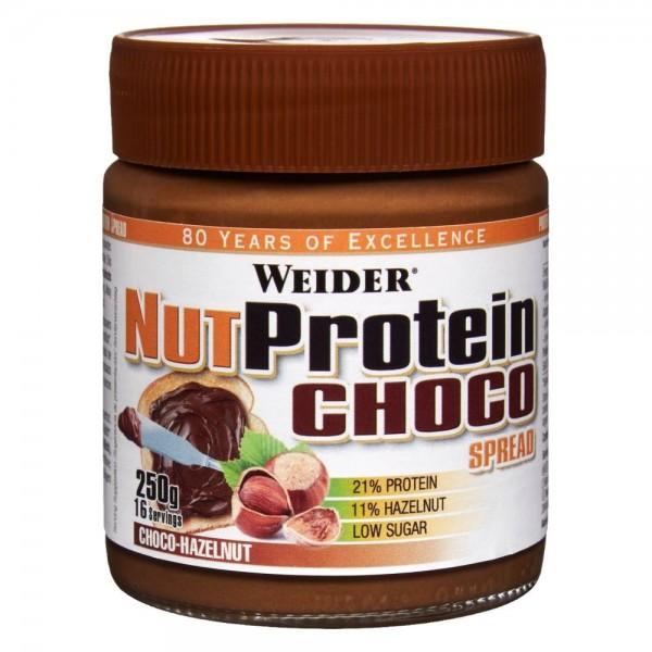 Weider Nut Protein Choco 250g
