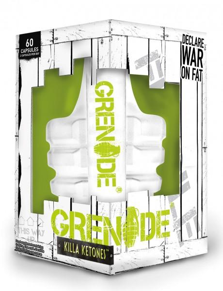 Grenade Killa Ketones 60 Kapseln