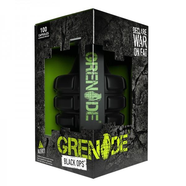 Grenade Black Ops 100 Kapseln
