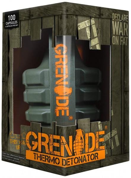 Grenade Thermo Detonator 100 Kapseln